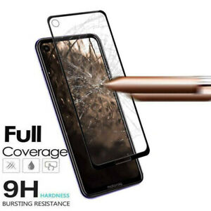 Full Glass Screen Protector for Motorola One Action One Vision Z4 G7 G6 X4 P30