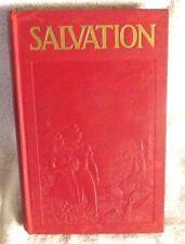 1939 SALVATION  J F RUTHERFORD Jehovah Watchtower ORIGINAL IBSA