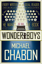Wonder Boys by Michael Chabon - (Paperback) New Book