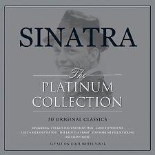 Frank SINATRA-PLATINUM COLLECTION (3LP GATEFOLD 180 G White Vinyl) nuovi/sigillati