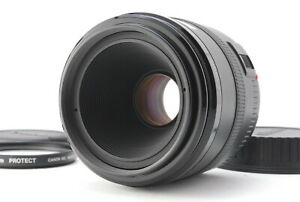 MINT/ Canon COMPACT-MACRO EF 50mm F2.5 Lens from Japan #1407