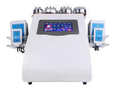 Body Shaper Weight Loss Skin Care 6 In 1 RF Cavitation Beauty Machine