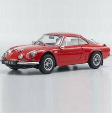 1/18 Kyosho Alpine Renault A110 1600S Red Diecast Model Car Red 08484R
