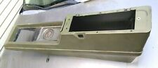 1976 Mercury Cougar Center Console Shell LOC-119