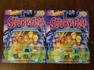 Hot Wheels 2019 Retro Entertainment 50 Years Scooby-Doo! The Mystery Machine (2)