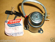 Yamaha YAS3 LS2 Main Switch NOS KEY AS3 Ignition SWITCH 307-82508-00