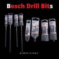 Drill bits SDS PLUS MASONRY BOSCH HAMMER DRILL BITS BRICK CONCRETE STONE
