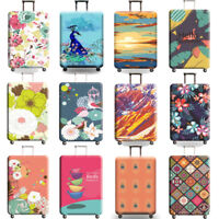 "18""-32"" Luggage Protector Elastic Colorful Trolley Suitcase Cover Bag Dust proof"