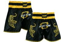EVO Muay Thai Cage Fight Shorts MMA Kick Boxing Grappling Martial Arts Gear UFC