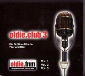 Oldie.Club 3-oldie.fm-Die größten Hits der 60er, 70er, 80er Olivia Newt.. [3 CD]