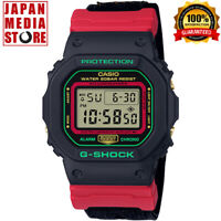 CASIO G-SHOCK DW-5600THC-1JF Throwback 1990s Limited Digital Men Watch DW-5600
