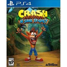 DIGITAL - CRASH BANDICOOT N SANE TRILOGY PS4