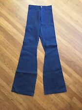 Nwt Seafarer Bell Bottom High Rise Jeans Vtg 29 40 midshipmen Usn
