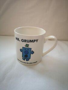 Mr Men tea/Coffee Mug Mr Grumpy Novelty Humour Collecatble