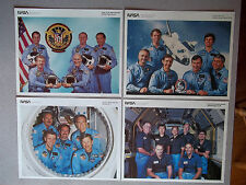 STS Crew Photos (5) STS-9, 51B, 51C, 51I, 61B - Many More Available