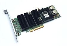 Dell Perc H710p SATA / SAS RAID Controller 1GB 6Gbps PCIe x8 LSI 9265-8i BBU
