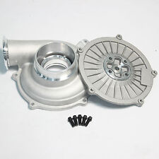 Powerstroke 7.3L GTP38 Turbo Upgrade Compressor Cover+Back Plate for Wheel 66/88