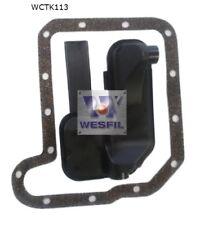 WESFIL Transmission Filter FOR Mazda TRIBUTE 2001-2008 V6 / 3.0L CD4E WCTK113