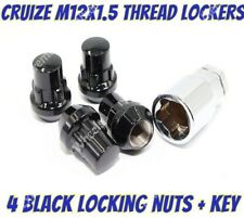 Locking Wheel Nuts B Closed M12x1.5 For Rover 100 200 400 600 800 25 45 Metro