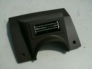 1978-88 MONTE CARLO CUTLASS STEERING COLUMN LOWER DASH COVER A/C HEATER VENT