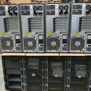 DELL POWEREDGE T420 TOWER SERVER 32GB RAM E5-2407 H710