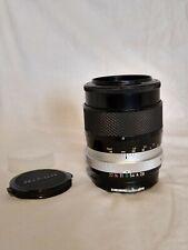 Nikon Nikkor 135mm f2.8 Lente de enfoque manual