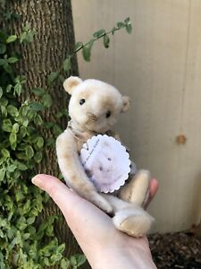OOAK German Artist Bear~ Henry~ 9 in. and ADORABLE!