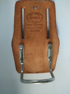 Nicholas Leather NO.439 Hammer Holster Tool Belt Attachment Made in USA
