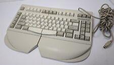 Cherry MX5000 Mechanical MX Brown Vintage Ergonomic Keyboard Used Working Ergo