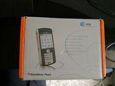 AT&T Blue BlackBerry Pearl Unlocked