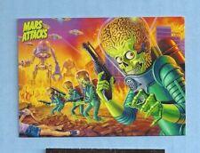 Promo  card -- LOT OF 2  ... Topps ... Mars Attacks ... P1