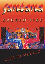 Santana: Sacred Fire - Live in Mexico DVD (2002) Santana ***NEW***