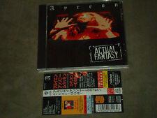Ayreon Actual Fantasy Japan CD Bonus Track