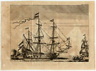 Antique Print-SAILING-LIFEBOAT-MARINE-SHIP-Buys-1770