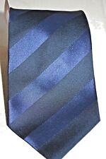 ETRO Designer SEIDEN Krawatte corbata TIE Tuch NEU 125€ NEW 100% SEIDE SILK blau
