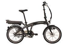 E-Bike Faltrad 20'' ADORE Zero grau 250W Li-Ion 36V/10,4 Ah Samsung Zellen 123E