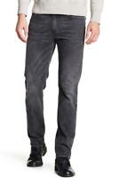 Genuine LEVIS Mens 511 Slim Fit Dark Grey Stretch Denim Jeans LEVI