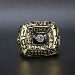 1974 Pittsburgh Steelers Championship ring NFL