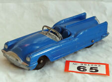 """#65 Vintage Tootsietoy Tootsie 1951 Buick XP-300 GM Concept Car roadster 5 1/2"""""""