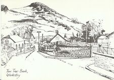Herefordshire? Postcard - Yew Tree Bank - Gladestry   ZZ257