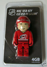 CAROLINA HURRICANES 4GB USB 2.0 Flash Drive Memory Stick NHL (Clé) Hockey Player