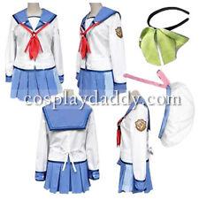 Angel Beats Yuri Nakamura cosplay costume custom made new arrive