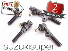 HJ75 PZJ70 75 Series Steering Tie Rod End Kit fits Toyota Landcruiser Set