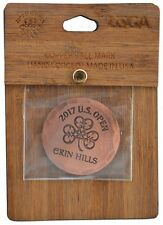 2017 Us Open Hand Forged (Erin Hills) Limited Edition - Copper - Ball Marker
