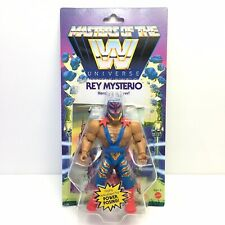 WWE Masters Of The Universe REY MYSTERIO Heroic HIGH FLYER Figure Wrestling 2020