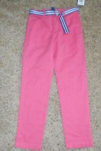 Las Mejores Ofertas En Pantalones Polo Ralph Lauren Algodon Rosa Para Mujeres Ebay