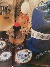 Perles Et Fleurs Sac de soiree cross stitch chart