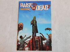 Raise The Dead 2 #1 Dynamite 2010 Walking Dead VF High Grade