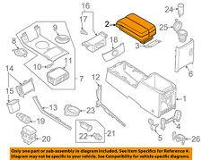 Infiniti NISSAN OEM 07-08 FX35 Console-Armrest Lid Cover Top 96920CL85A