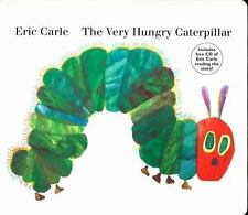 The Very Hungry Caterpillar: board book & CD by Eric Carle